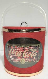Coca Cola Ice Bucket
