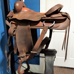 "Billy cook 16"" Saddle"