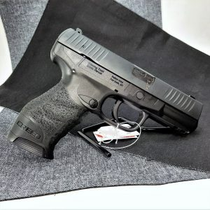Walther Creed 9mm Semi-Automatic Pistol Auto handgun