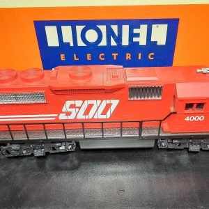 Lionel Electric Soo 4000 Line Diesel Engine
