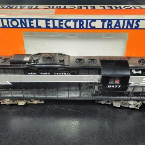 Lionel Electric Train New York City 8477