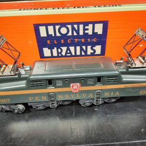 Lionel Electric Locomotive Pennsylvania 4907