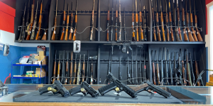 We Carry Guns & Accessories At Our Pawn Shop | Galena, KS.